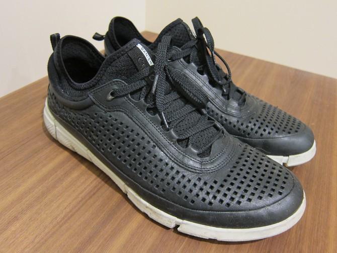 Et par sko ud af en årlig produktion på 20 millioner