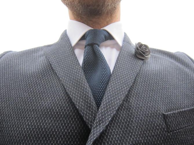 Skjorte og slips