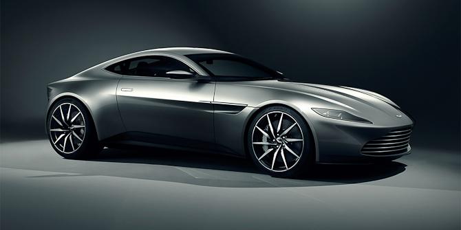 Den nye Aston