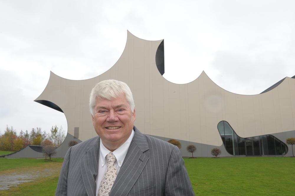 Jørgen Mads Clausen - dansk erhvervsmand, iværksætter og tidligere administrerende direktør for Danfoss-koncernen