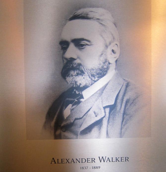 Alexander den 1. - eksportmanden