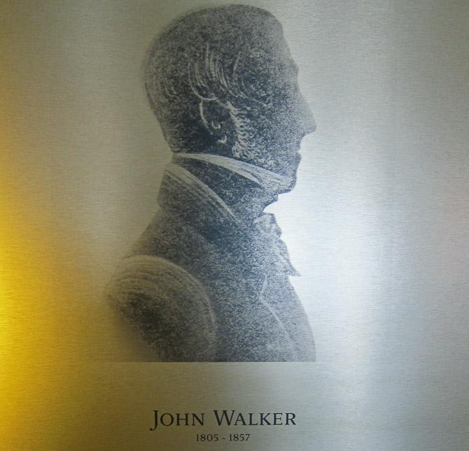John Walker - spadestikstageren