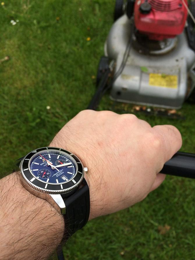 Et ur skal kunne bruges! Tak til Kostas.