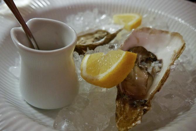 Franske østers fra LØGISMOSE, Marennes Oléron, Fine de Claire str. TG