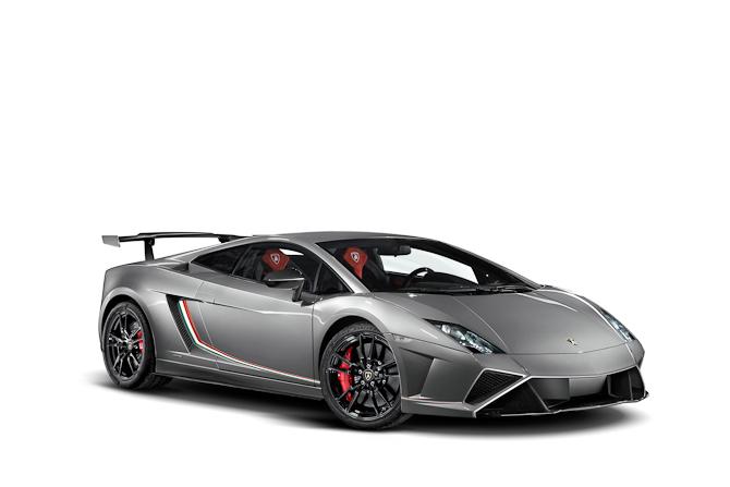 "Der er noget ""rovdyr fra havet"" over Lamborghini Gallardo Squadra Corse"