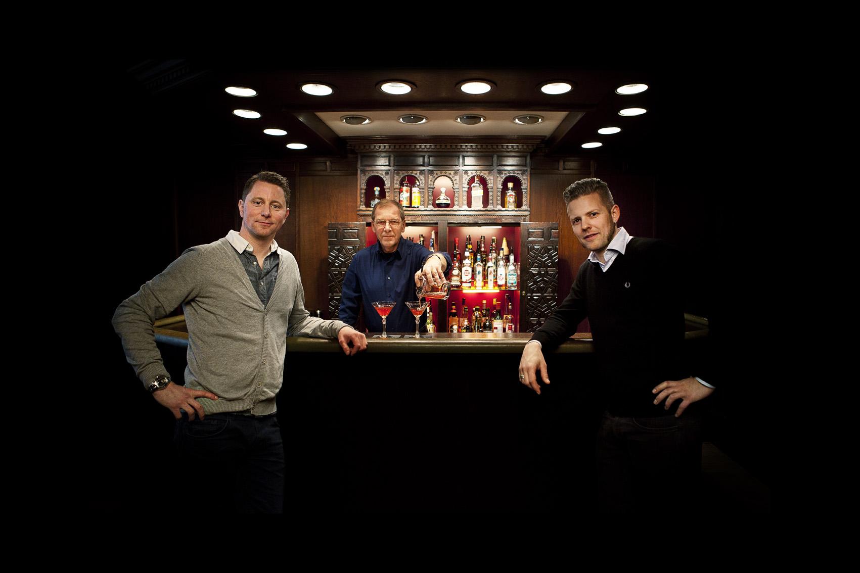 Velkommen til gode løjer og drinks - Copenhagen Spirits and Cocktails er landets første.