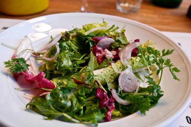 Salat - gem endelig lidt til hovedretten