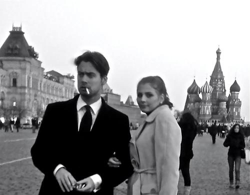 Mads Holger i Rusland - et land han gerne vil eje.