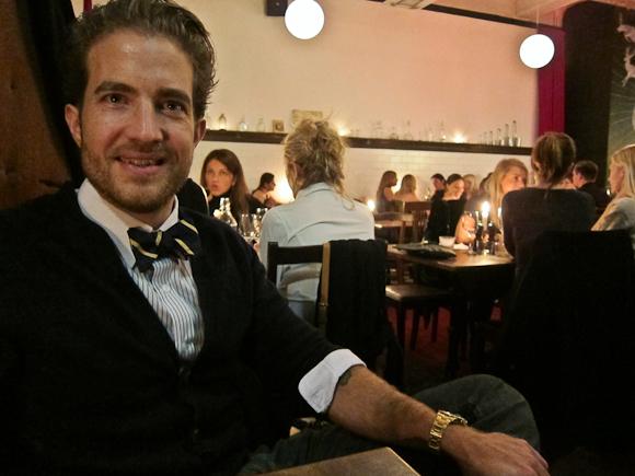 Du får adressen og snapshots fra byens hyggeligste restaurant - faktiske er den kåret til Sveriges bedst-indrettede.