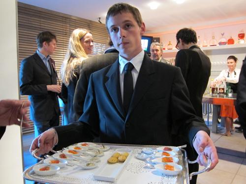 Michelinoplevelse - også i Cognac