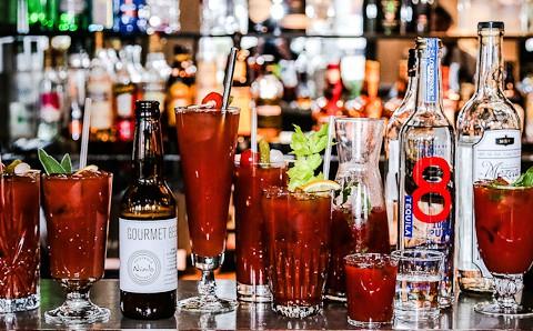 Det er jo søndag... Og Bloody Mary søndag!