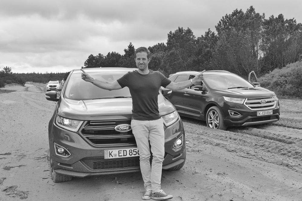 ford edge beskatning