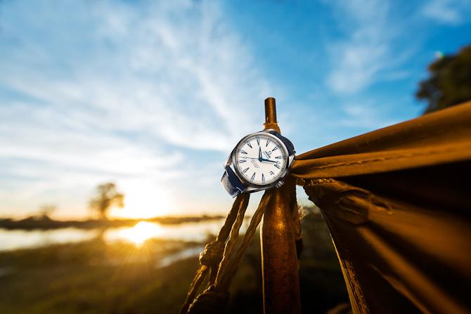 Et ur, der er med til at gøre en forskel. En vigtig forskel...