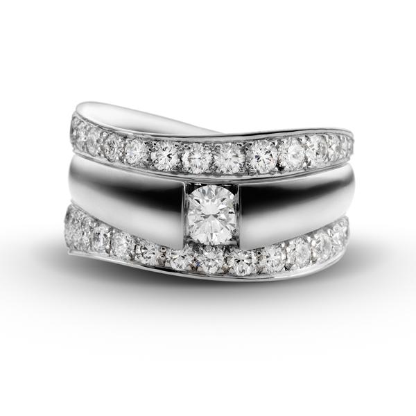 Oblique hedder ringen her, der med garanti har vakt glæde...