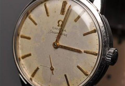 Det omhandler dette ur i dag - og nogle tanker og ord fra ejeren.