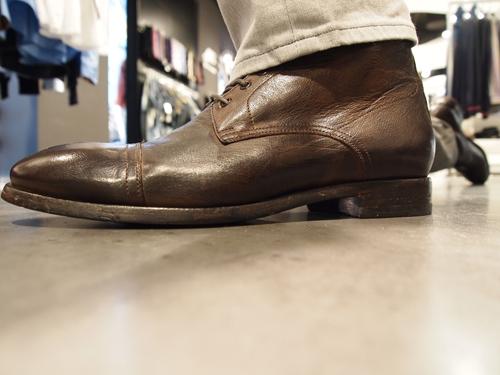 Pivfræk støvlet fra Paul Smith