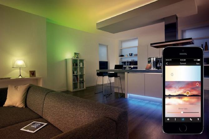 Er det ikke lige dine farver? Så skifter du bare på din mobile enhed. Der er et par millioner muligheder at vælge i mellem