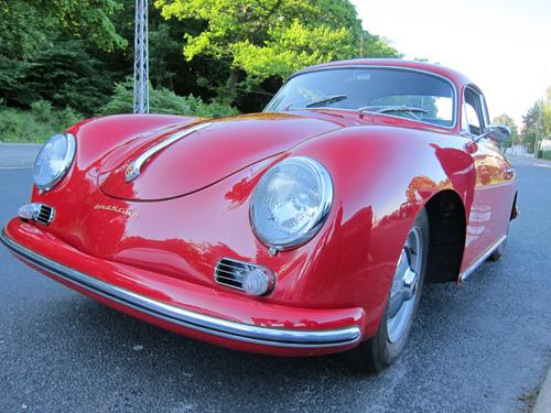 Mage til flot eksemplar er jeg sikker på, du skal lede længe efter. Porsche 356.