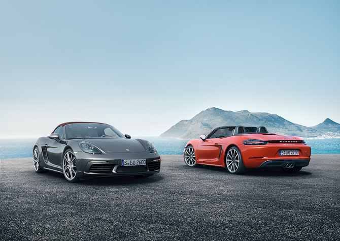 Dagens to frække fra Porsche