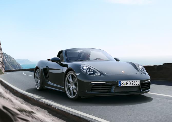 Jeg mindes at denne farve også er set på sportslige Mercedes modeller