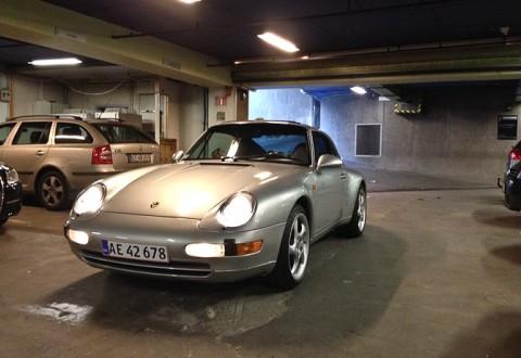 Porsche 911 993-2