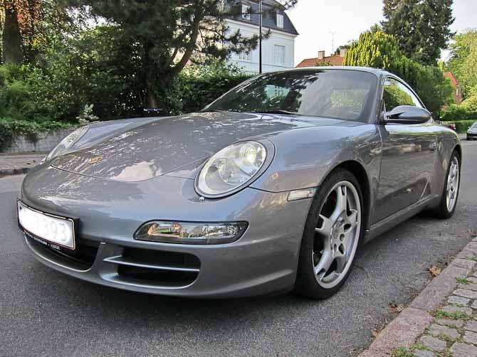Porsche 911 - ku' så godt!