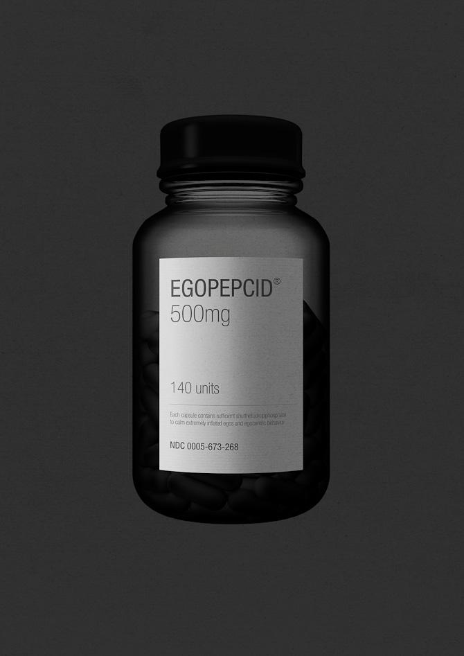 Titel: Egopepcid 500 mg