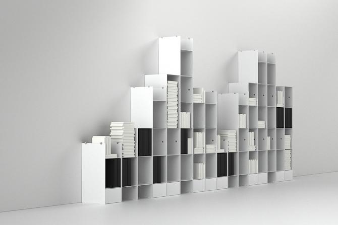 Nærmest arkitektonisk opbygning a la RAC