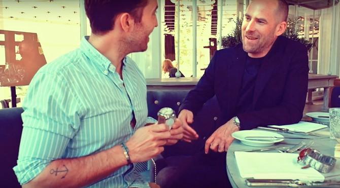 To gutter, et ur, Nimb i Tivoli - det kan kun blive hyggeligt...