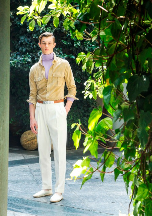 Ralph Lauren Purple Label Spring Summer 2016 -16