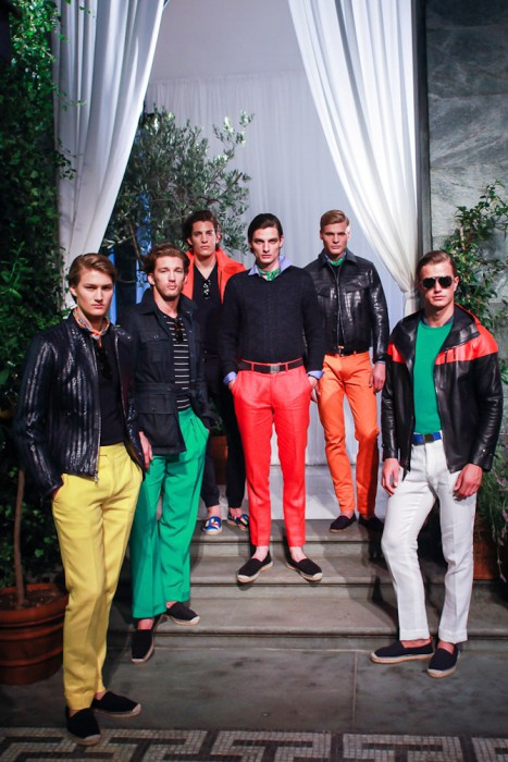 Ralph Lauren Purple Label Spring Summer 2016 -18