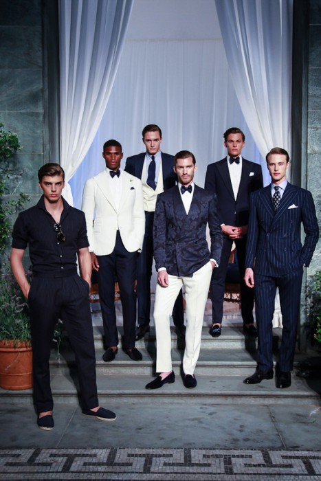 Ralph Lauren Purple Label Spring Summer 2016 -19