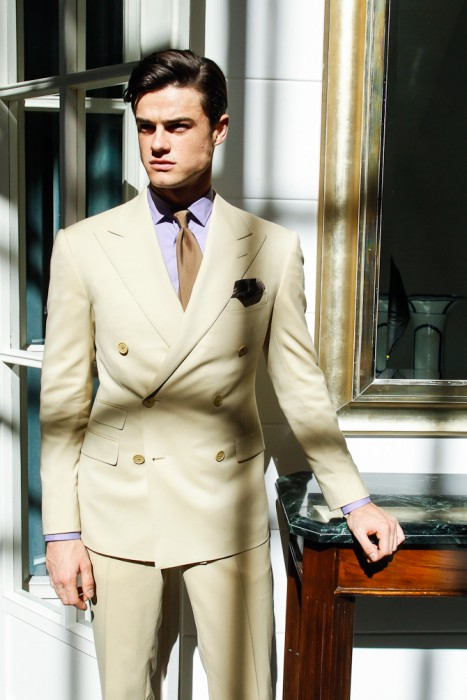 Ralph Lauren Purple Label Spring Summer 2016 -3