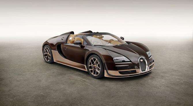 Aldeles dekadent! Tag godt imod Rembrandt Bugatti.