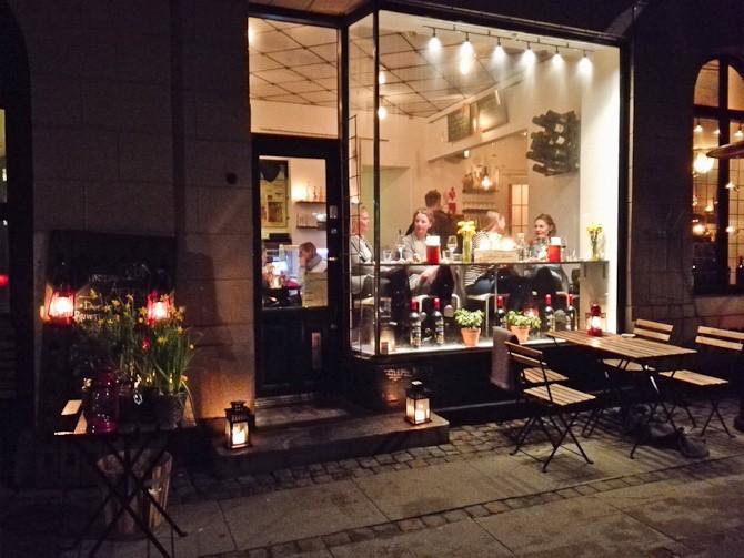 Ravnsborggade restaurant