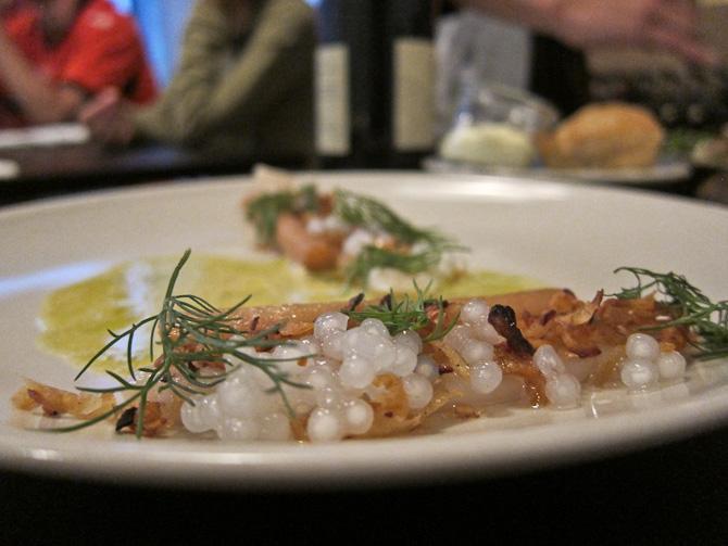 Kniv(skarpe)muslinger i godt og sprødt selskab