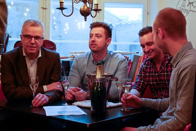 Restaurant Kjoebenhavn tatar og champagne-16