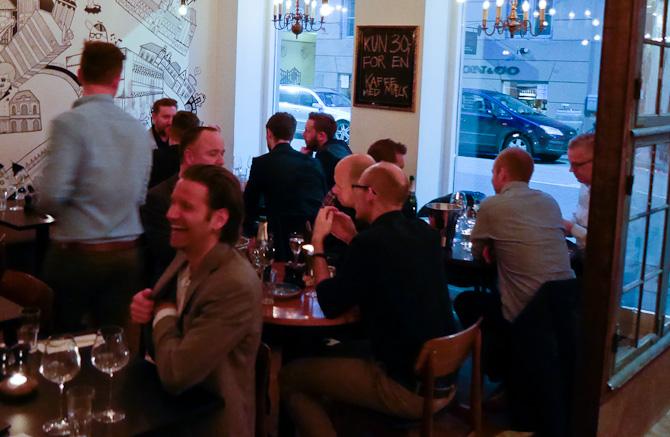 Restaurant Kjoebenhavn tatar og champagne-22