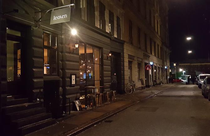 Ny Adelgade 4 - Restaurant Leaven.
