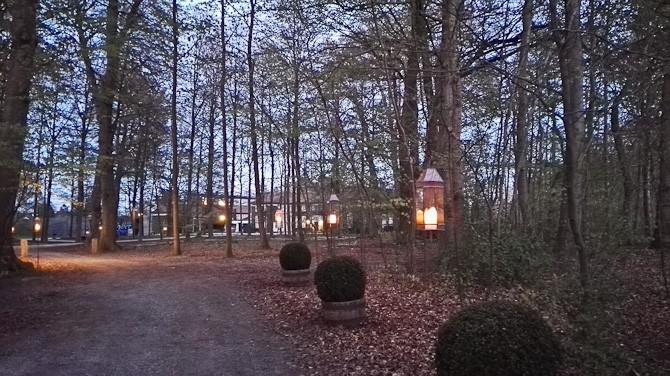 Følg lanternerne