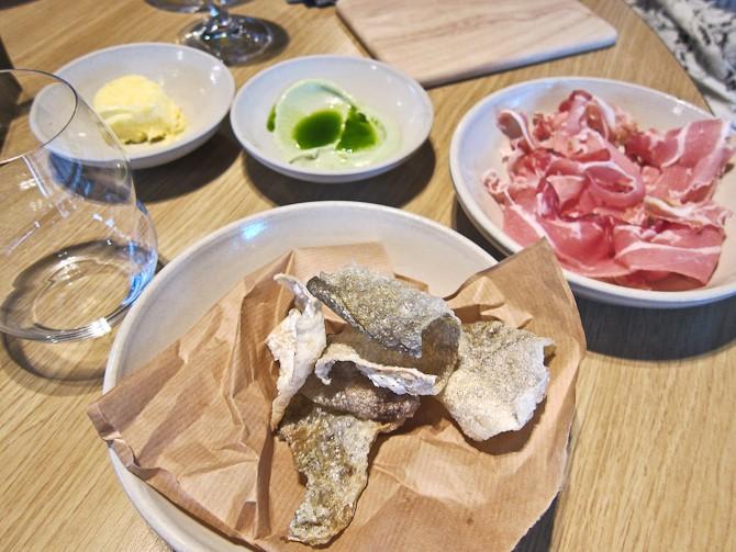 Snacks fra hav og Fanø