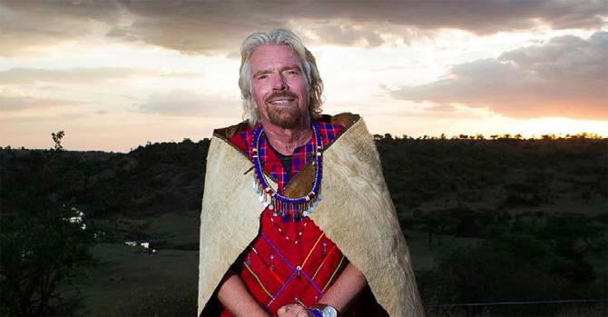 Manden selv - Richard Branson