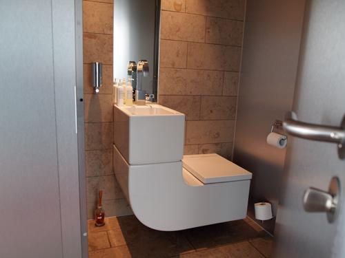 Gennemtænkt design - I love it. Og ja - jeg ved godt at WC spotting måske er lidt alternativt, men hvad pokker...