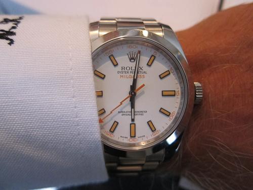 Rolex Milgauss-1
