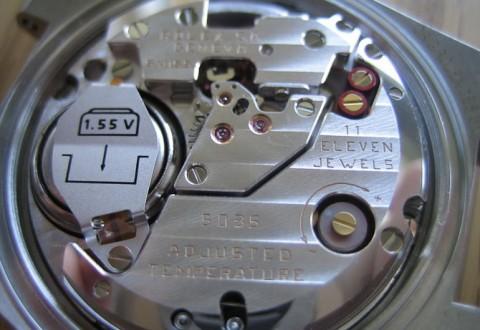 Velkommen indenfor. Du får også uret at se - og et par tanker fra ejermanden...