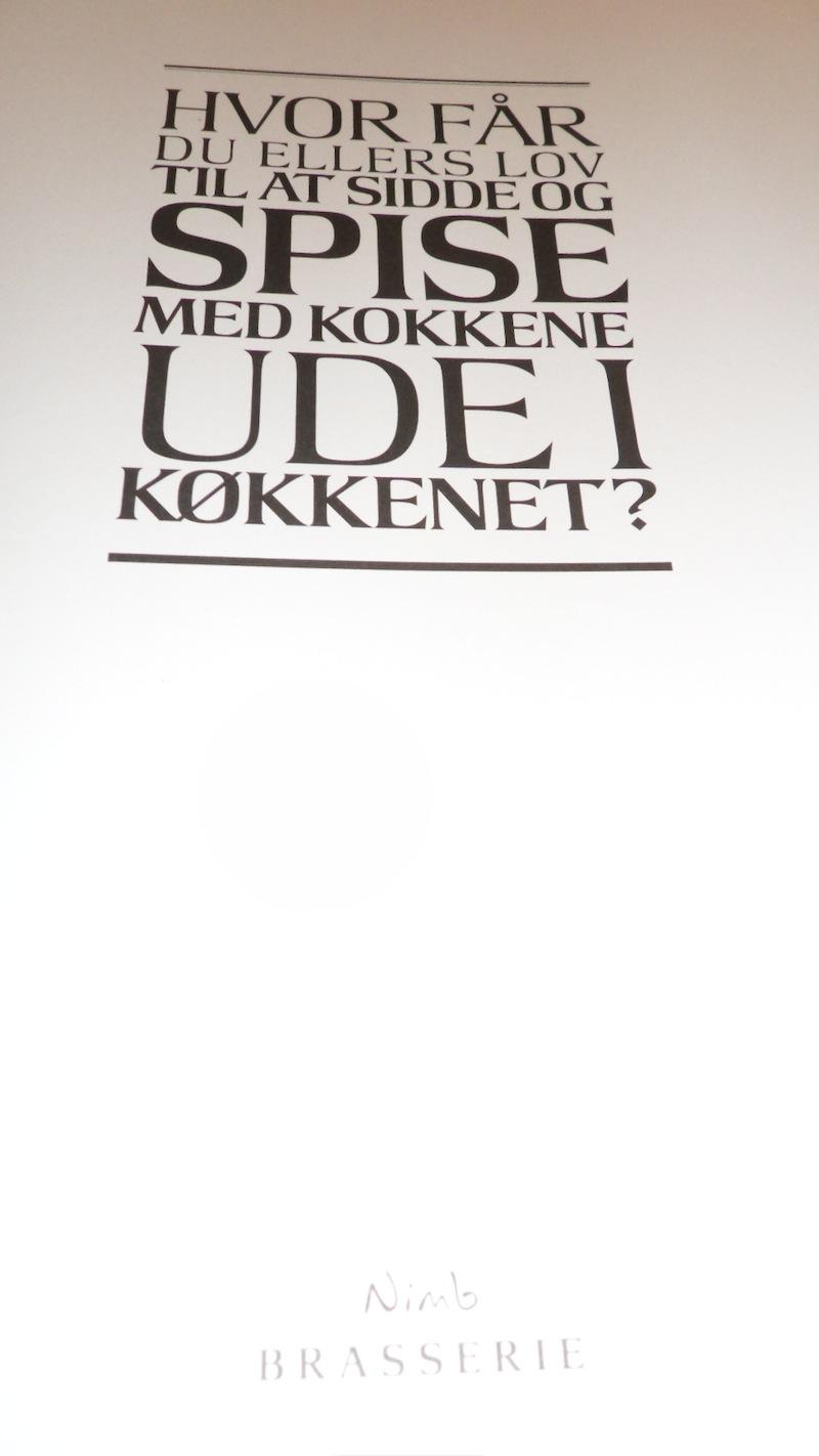 Det har jeg vist svaret på - men skægt slogan...