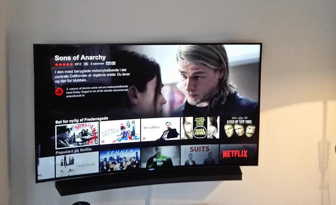 Netflix'ing