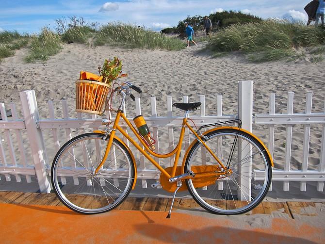 Var jeg pige, ville jeg blive glad for sådan en cykel