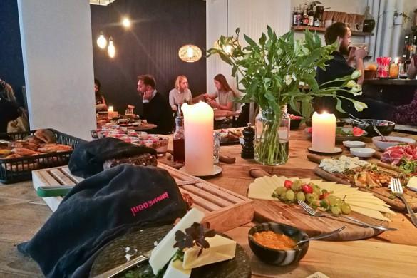 Bordets fristelser