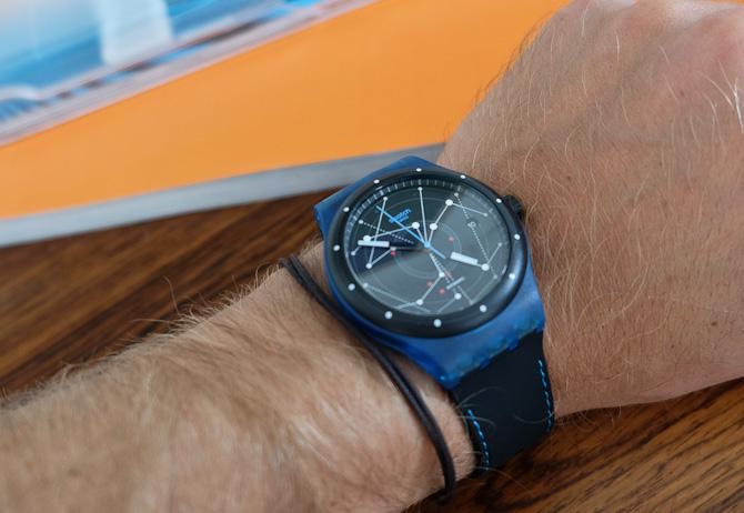 Sistem51 Swatch-5